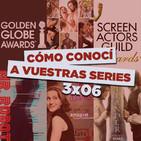 CCAVS 3x06 - The Marvelous Mrs. Maisel, Outlander, This is Us, Mr. Robot, Nominaciones Globos de Oro y SAG Awards, etc.