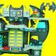 CONFESSIONS IN THE BAT-CAVE 1990 al 93...Techno