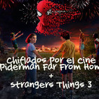Especial Spiderman Far From Home + Strangers Things 3