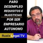 Paro Autonomos | Desempleo | Empresario Individual | Trabajador Autonomo | Abogado Advocat Barcelona