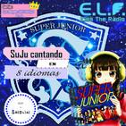 Los Reyes del Hallyu Ep. 3 - Super Junior cantado en 8 idiomas diferentes