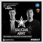 Italian style radio show 647 17-11-2018