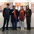 Entrevista a José Soto Chica, Ana Franco, Miguel Navarro y Andrea Muñoz