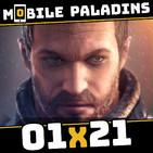 01x21 - Novedades de Fortnite y Brawl Stars, Super Hydorah en iOS y ojo con Rumble Stars Football!