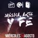 Música Arte y Fé - Agosto 24, 2016