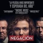 Negación (2016) #DramaJudicial #Nazismo #Holocausto #audesc #podcast #peliculas