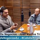 #CafeDeNegocios 113 con el diputado Fernando Moya  #CaféDediseño Magu Colque (Pow!)y las definiciones del diseño gráfico