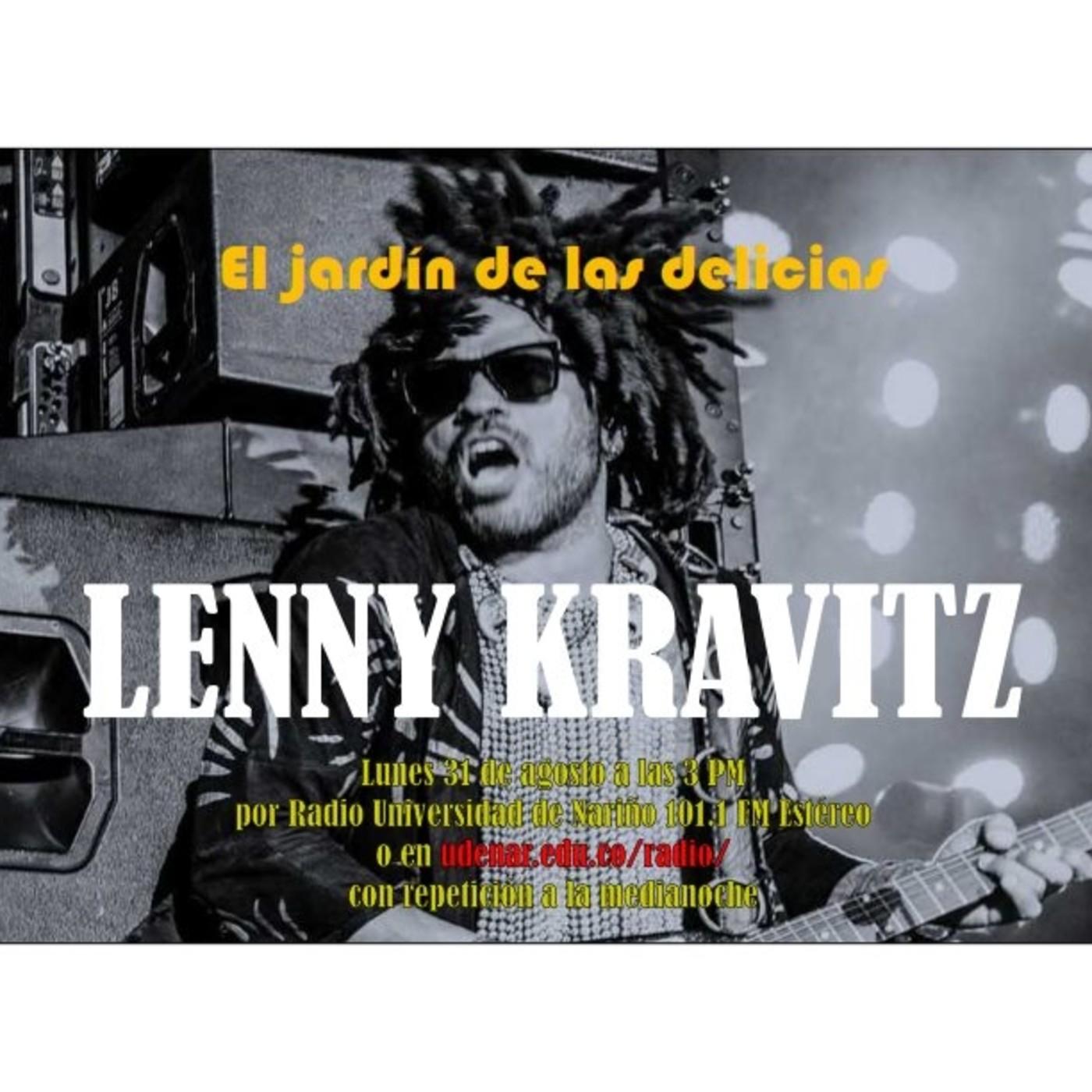 Lenny Kravitz - El jardín de las delicias