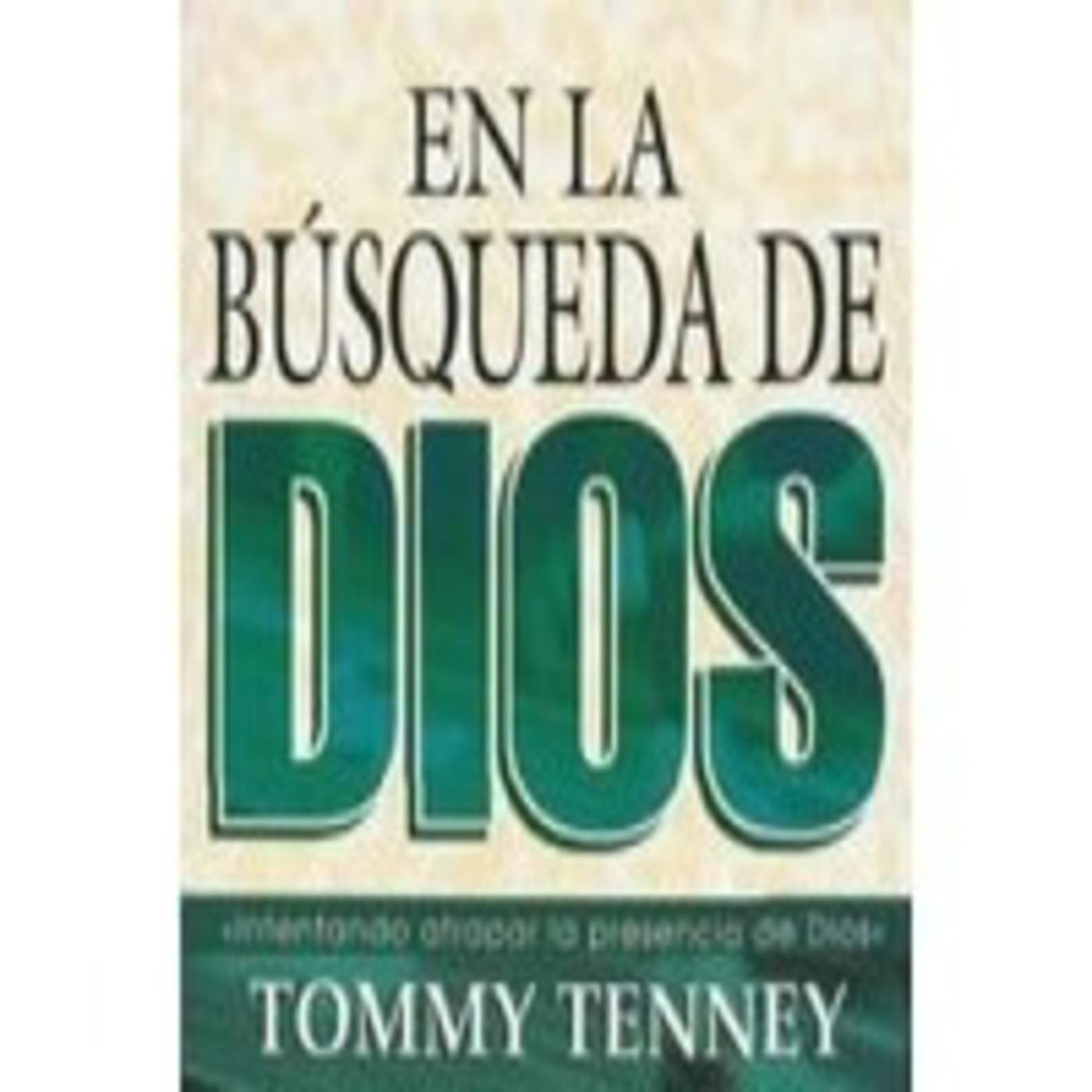 en la busqueda de dios de tommy tenney
