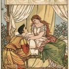 """""""La bella durmiente y su despertar"""" - Cuando no hay príncipes azules. Christian Ortiz"""
