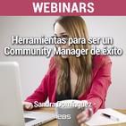 Webinar: Cómo ser un Community Manager de éxito de Akademus from IEBS