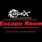 CODEX 6X82 Escape Room. La Casa del Terror