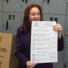 #ConsultaPopular2018   María Fernanda Espinosa