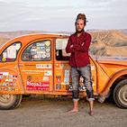Entrevista teléfónica a Jorge Sierra, coruñés que ha dado la vuelta al mundo en un 2CV