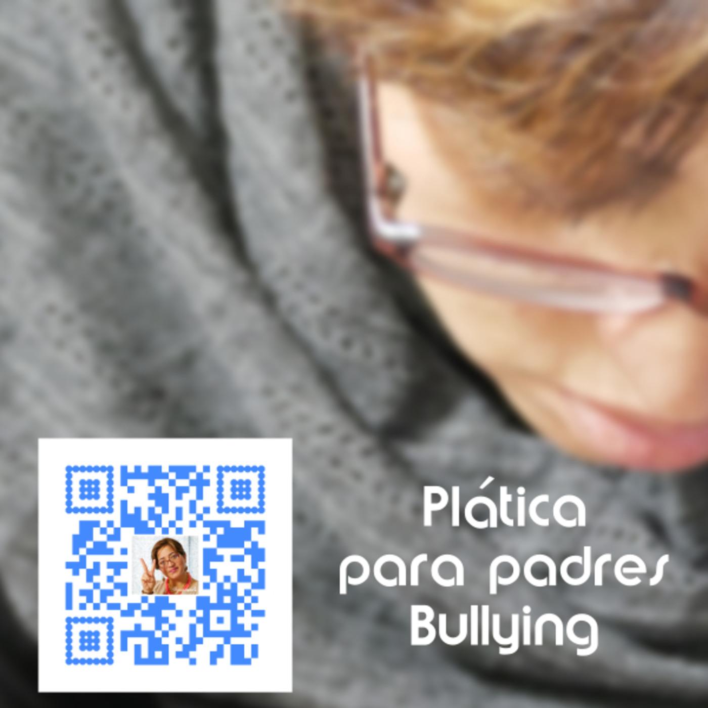 Plática para padres sobre el Acoso Escolar PD1M.050