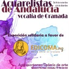 Entrevista a Pablo García Ávila, vocal en Granada de la Asociación de Acuarelistas de Andalucía