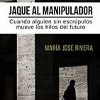 """María José Rivera y """"Jaque al manipulador"""" en el Bibliotren"""