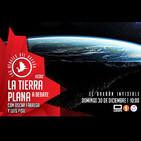 EDI 3x15 - La Tierra Plana a Debate (con Óscar Fábrega y Luis Pisu)