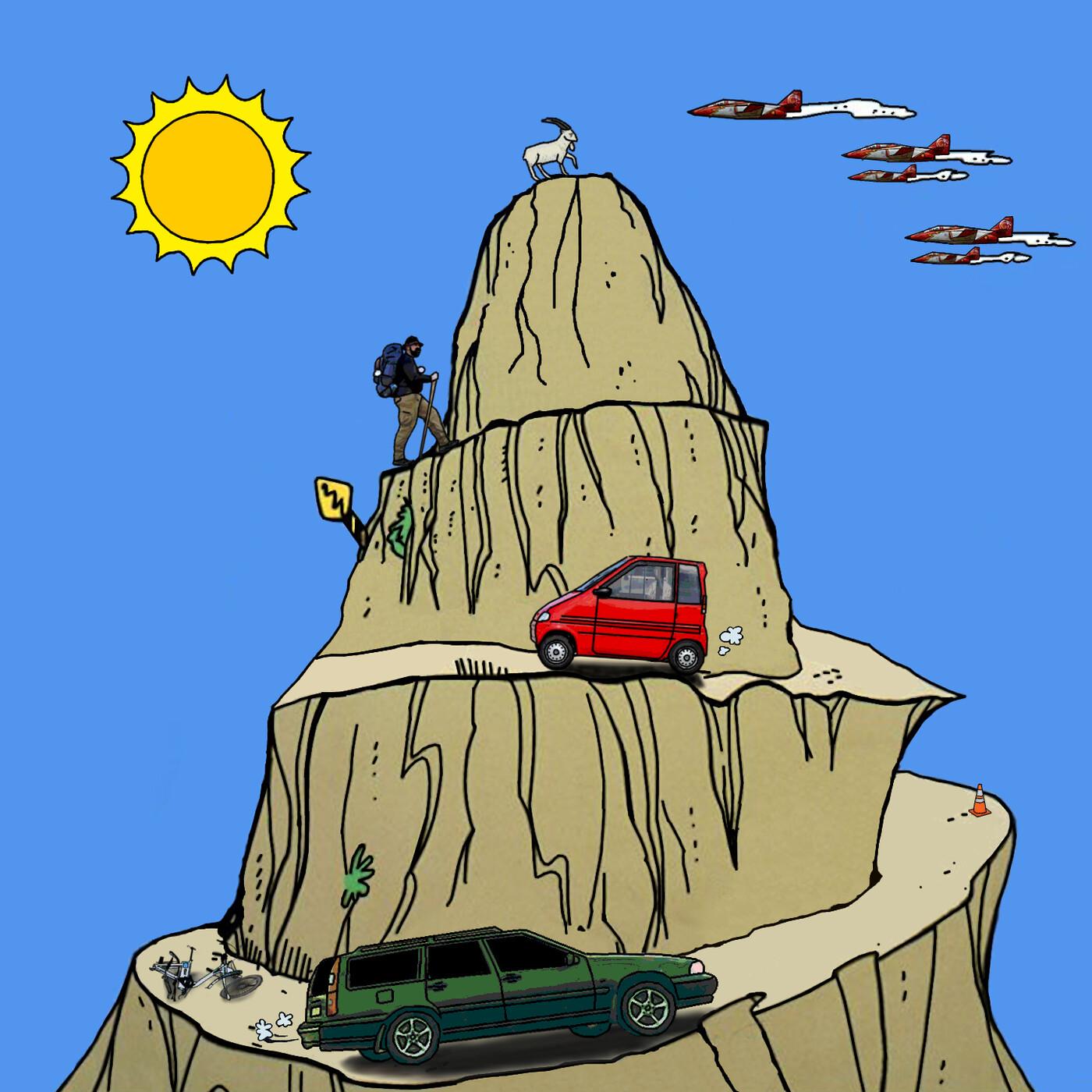 Radio Olvido (Programa 16) – Os Tolos do Volante