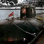 Fuera de control: Horror en el submarino Kursk