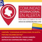 Beatriz Gil y Diego Carreño: el punto 3 de los Acuerdos de Paz para Colombia