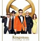 Kingsman: El Círculo de Oro (2017) #Thriller #Acción #Espionaje #peliculas #podcast #audesc