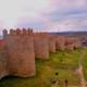 Coraje, noticias positivas y murallas (las de Ávila). 7 Días X Delante (7DXD) 30032020.