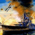 CBP#44 La Noche de Taranto. Ataque a la Regia Marina en Tarento