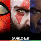 GAMELX 6x17 - Lo más esperado de 2018
