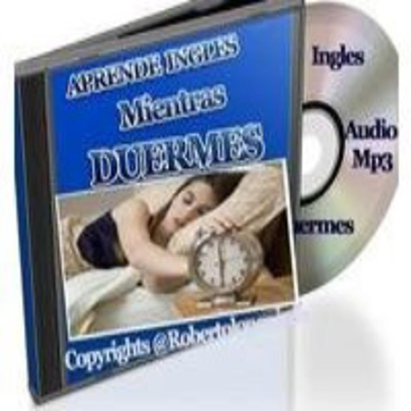 Aprende inglés mientras duermes - Hypnotics Spanglesh 1/2