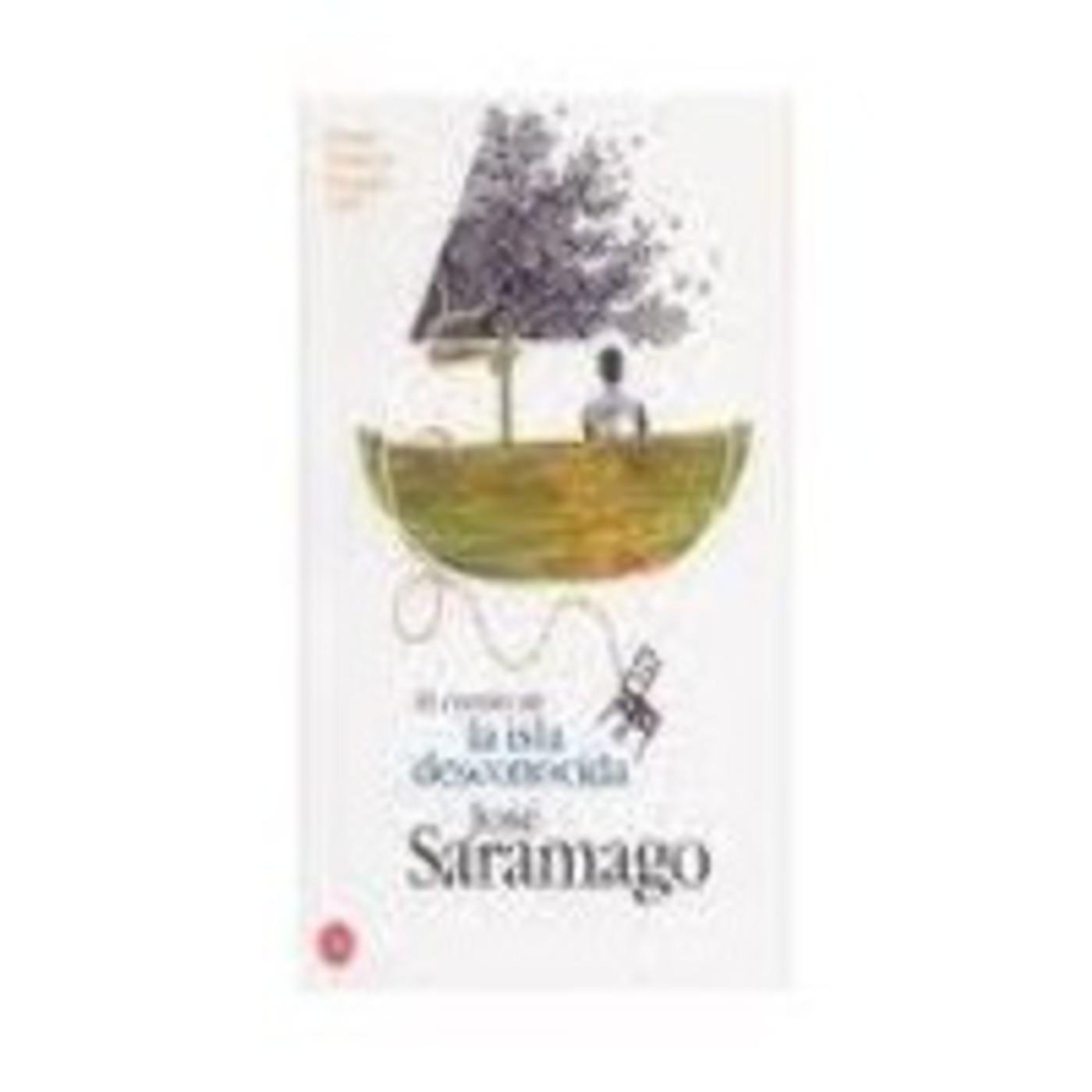 La Isla Desconocida de José Saramago