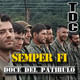 TDC Podcast - SEMPER FI 1: Doce del patíbulo