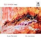 "HDO 162. Tres tríos de piano: Eo Simon Trio ""Mayan"" / Mike Jones Trio ""Roaring"" / Agnar Már Magnússon ""Svif"". 3X3 (011)"