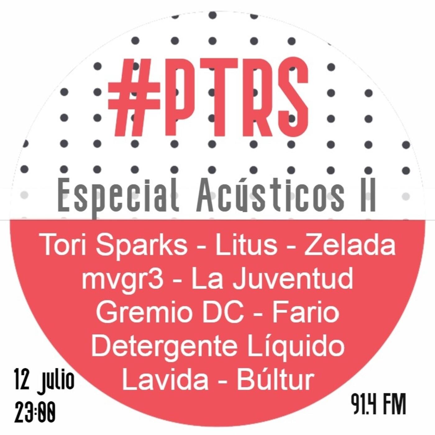 PTRS 19x52: Especial Acústicos II