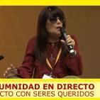 MEDIUMNIDAD EN DIRECTO, contacto con Seres Queridos - Marilyn Rossner ( MAGIC 2015 )