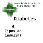 Charla Diabetes Episodio 6: Tipos de insulina