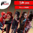 TeM 2x01: ¡Vuelta al Mando!