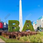 El Obelisco de Bs As