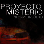 Proyecto Misterio 31 Informe Insolito: El Taxi