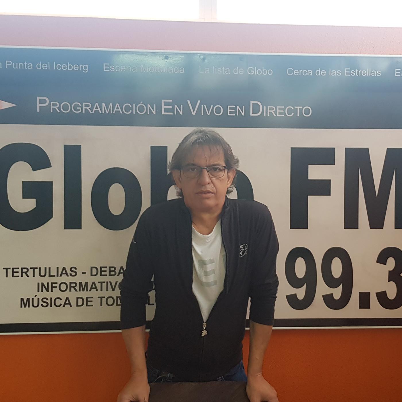 LAS MAÑANAS DE GLOBO. Miércoles 17 junio 2020. Con Miguel Ángel Parejo.