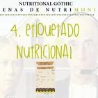4. Etiquetado nutricional