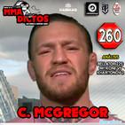 MMAdictos 260 - Entrevista a McGregor en ESPN y análisis de Bellator 225: Mitrione vs Kharitonov 2