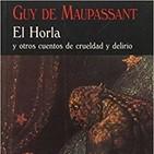 El Horla de Guy de Maupassant