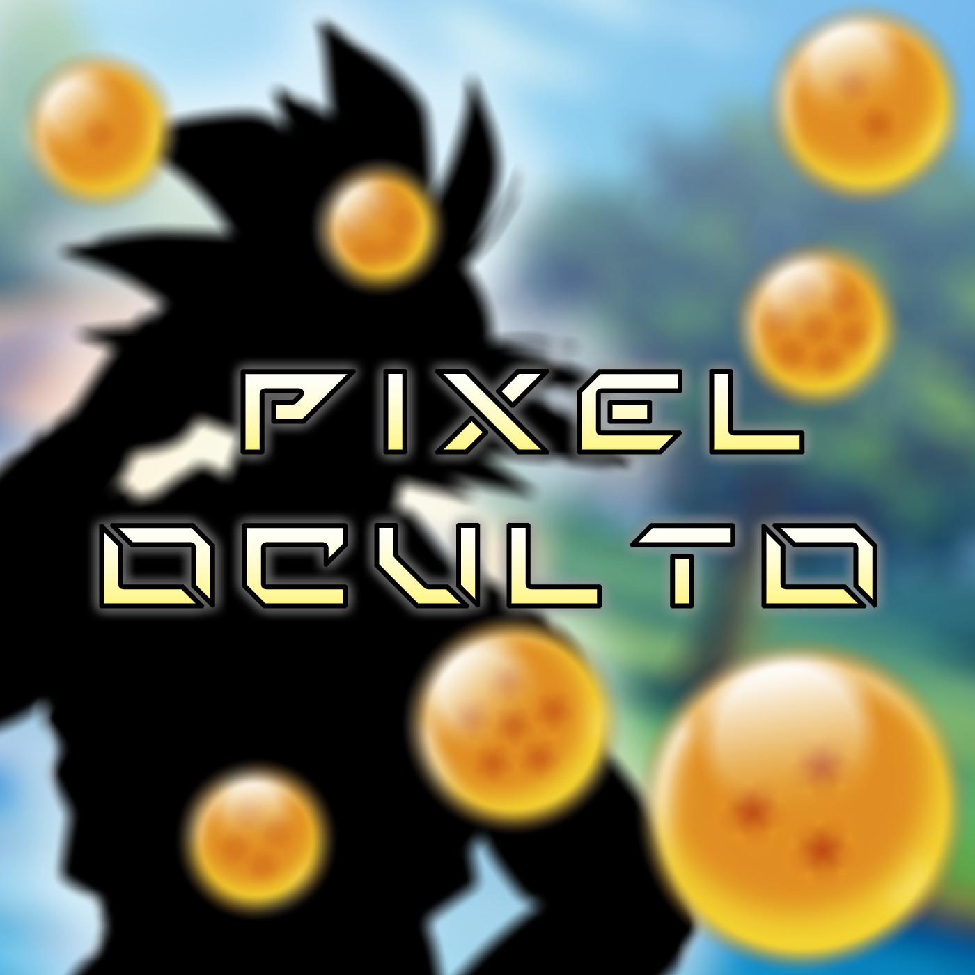 pixel-oculto-02x06 Dragon Ball con Pablo Dominguez Lagares, la voz de Goku