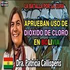 BOLIVIA: APRUEBAN DIÓXIDO DE CLORO (Dra. Patricia Callisperis)