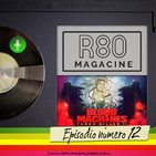 R80 Magacine 12: BLOOD MACHINES, un film basado en CARPENTER BRUT