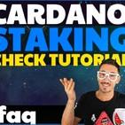 COMPRUEBA TU STAKING DE CARDANO CON DAEDALUS Y YOROI CRYPTOfaq FUNONTHERIDE