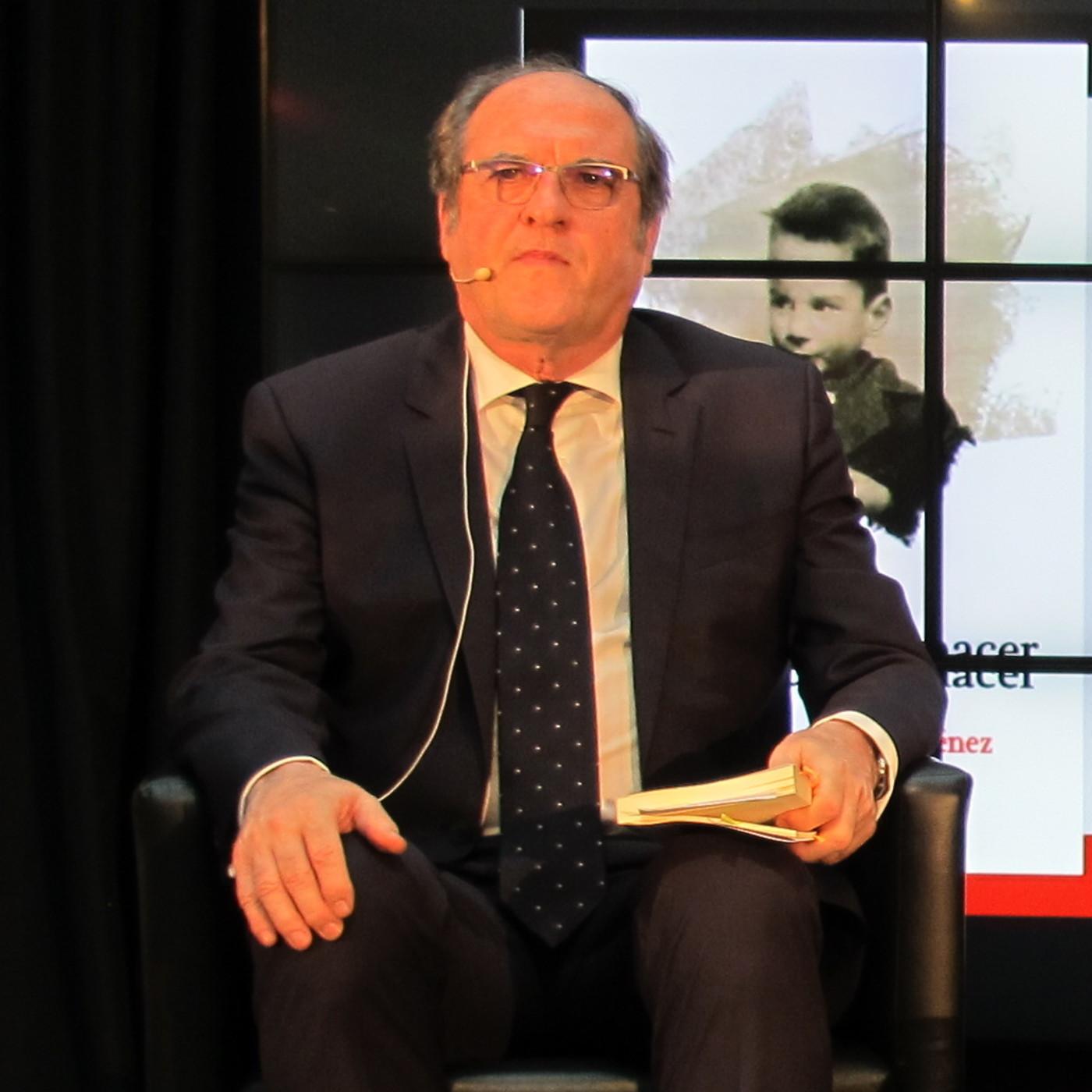 Presentación del libro de Antonio Morillas