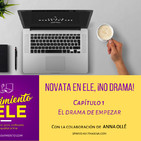 60. Novata en ELE online: El drama de empezar