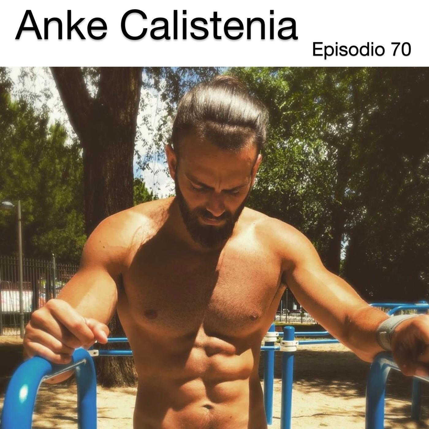 Anke Calistenia // Leyenda del Muscle up // Encontré mi pasión dando un paseo // BARBARRIO y el origen del Streetworkout
